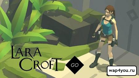 Обложка Lara Croft GO