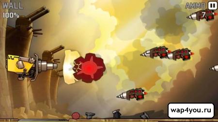 Скриншот игры YAMGUN