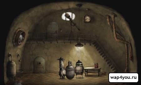 Скриншот игры Machinarium для андроид