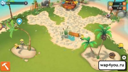 Minions Paradise скриншот