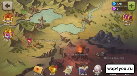 Взломанная Castle Defense 2 на Андроид