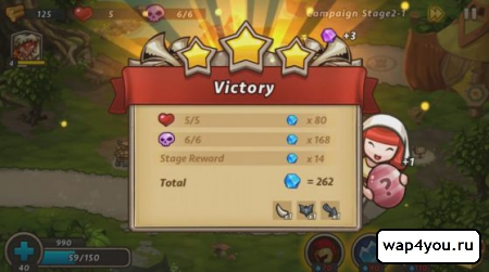 Castle Defense 2 взломанная версия