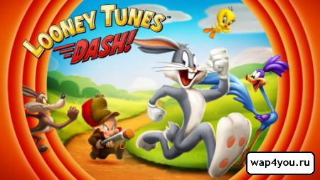 Обложка Looney Tunes Dash!
