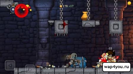 Скриншот Magic Rampage на Андроид