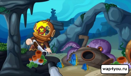 Скриншот Paintball 2.0 на Андроид