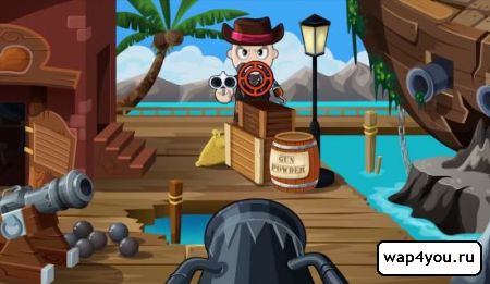 Скриншот Paintball 2.0