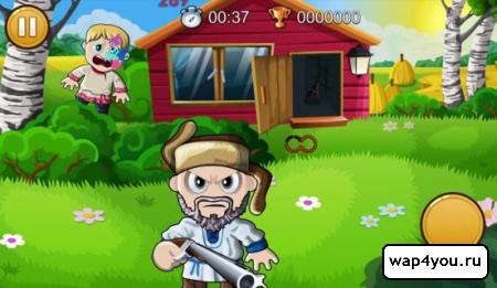 Скриншот Paintball 2.0 для Андроид