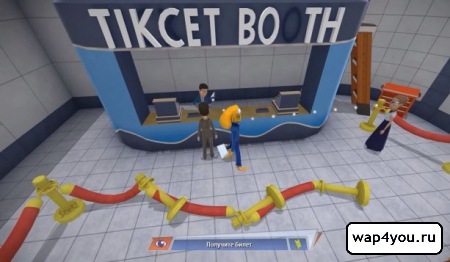 Скриншот Octodad: Dadliest Catch