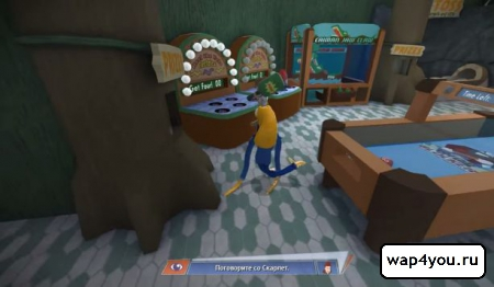 Скриншот Octodad: Dadliest Catch для Android