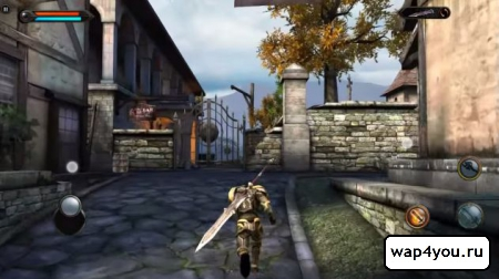 Скриншот Wild Blood для Android