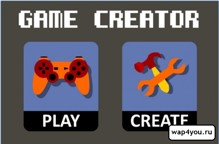 Обложка Game Creator на Андроид
