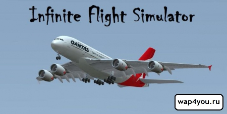 Обложка Infinite Flight Simulator на Андроид