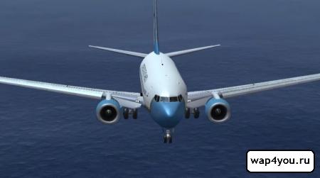 Скриншот Infinite Flight Simulator на Андроид