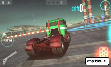 Скриншот игры Drift Zone: Trucks