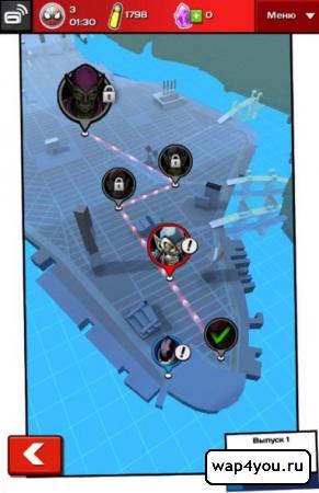 Скриншот игры Совершенный Человек-Паук