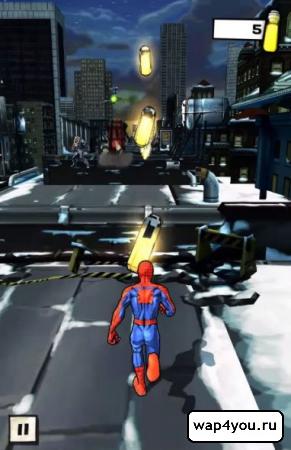 Скриншот Совершенный Человек-Паук