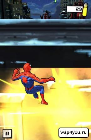 Скриншот Совершенный Человек-Паук для Андроид