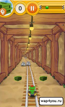 Скриншот Adventures of Flig для Android