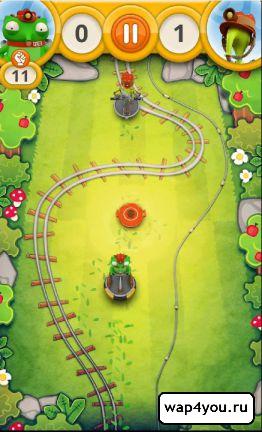 Скриншот игры Adventures of Flig на Андроид