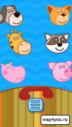 Скриншот Свинка Пеппа на Андроид