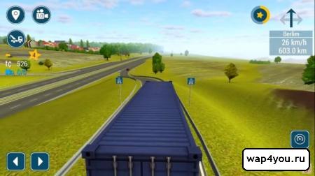 Скриншот игры TruckSimulation 16