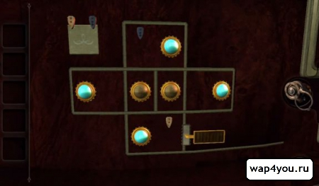 Скриншот игры The Room для Андроид