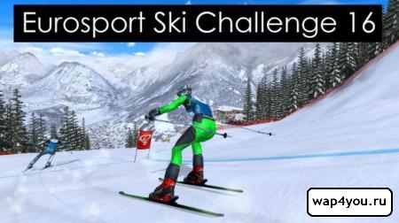 Обложка Eurosport Ski Challenge 16