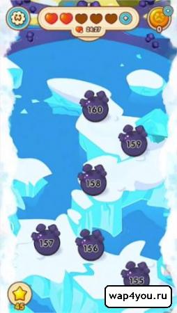 Скриншот Jelly Splash на Андроид