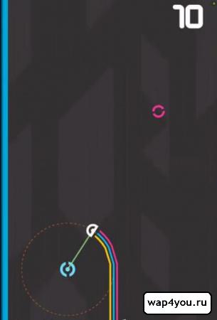 Скриншот игры One More Line