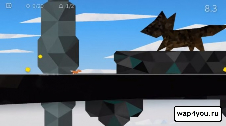 Скриншот Fast like a Fox на Андроид