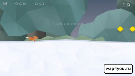 Скриншот Fast like a Fox для Android