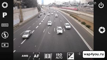 Скриншот Camera FV-5 для Android