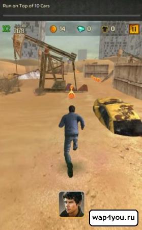 Скриншот Бегущий в лабиринте 2 для Android