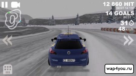 Скриншот игры Rally Racer Unlocked
