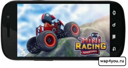 Обложка Mini Racing Adventures