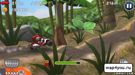 Скриншот игры Mini Racing Adventures