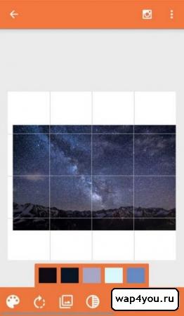 Скриншот Square InstaPic для Android