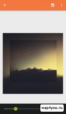 Скриншот Square InstaPic на Андроид