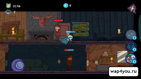 Скриншот игры BoOooo