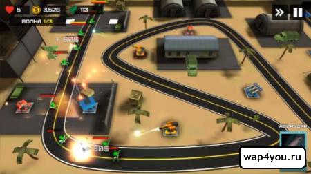 Скриншот Tower Defense Heroes на Андроид