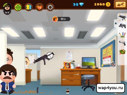 Скриншот Beat the Boss 4 на Андроид