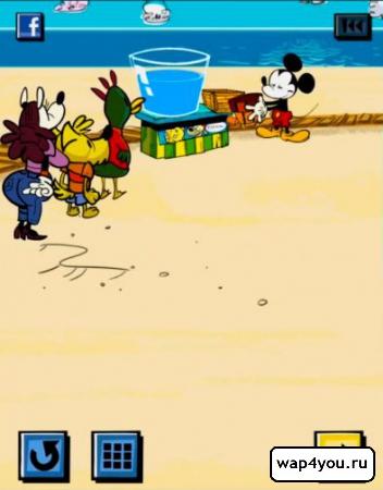 Скриншот Где же Микки на Андроид