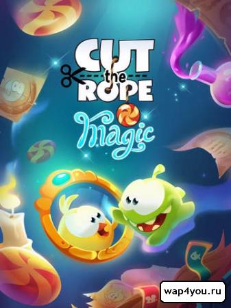 Обложка Cut the Rope: Magic