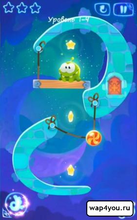 Скриншот игры Cut the Rope: Magic