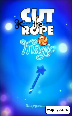 Скриншот Cut the Rope: Magic на Андроид