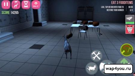 Скриншот Goat Simulator на Андроид