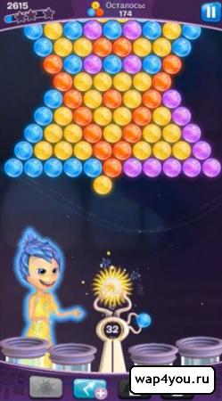 Скриншот Головоломка Шарики за ролики для Android