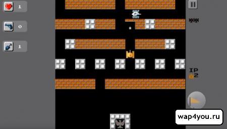 Скриншот Танчики 1990