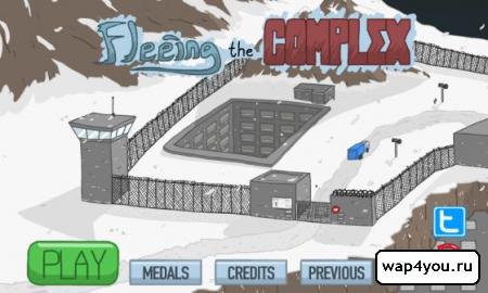 Обложка Fleeing the Complex