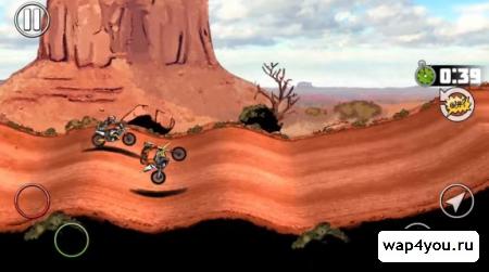 Скриншот Mad Skills Motocross 2